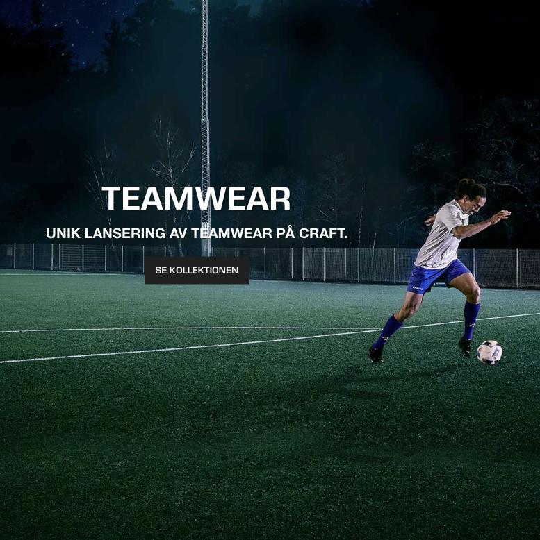 teamwear klubbkläder föreningar matchställ lagkläder