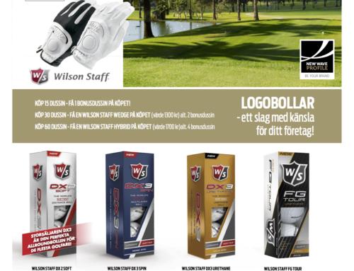 Kampanj Golfbollar