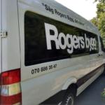 Bildekor till Rogers Bygg - monterad hos kund - Top Score Profil